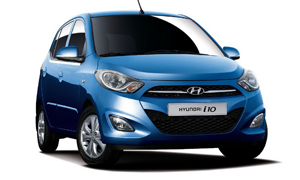 Rent a Car in Crete HYUNDAI I10