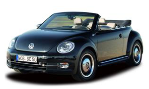 Rent a Car in Crete VOLKSWAGEN BEETLE