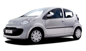 Rent a Car in Crete CITROEN C1