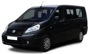 Rent a Car in Crete FIAT SCUDO DIESEL