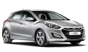 Rent a Car in Crete HYUNDAI I30