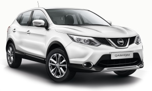 Rent a Car in Crete NISSAN QASHQAI