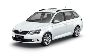 Rent a Car in Crete SKODA FABIA STATION WAGON